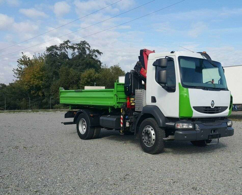 RENAULT Master Koffer 3,5t 2,5 To AHK Last Koffer-LKW < 3.5t